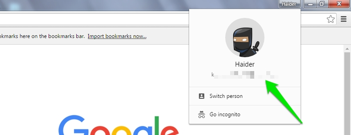 Switch-Chrome-User-Profile-Switched