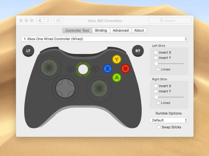 connect-xbox-one-controller-to-mac-controller-settings-2