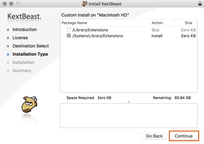 kextbeast-installation-more-continue