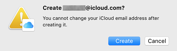 icloudemail-create