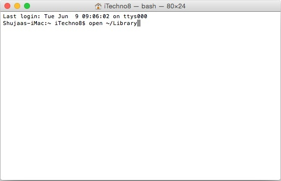 Library-OSX-Terminal