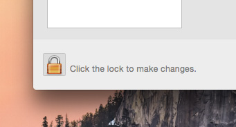 Remote-Login-Mac-Lock-Autorisierung