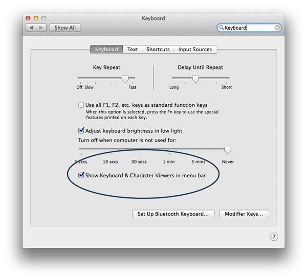 Enable-Character-Viewer-OSX-Show-In-Menüleiste