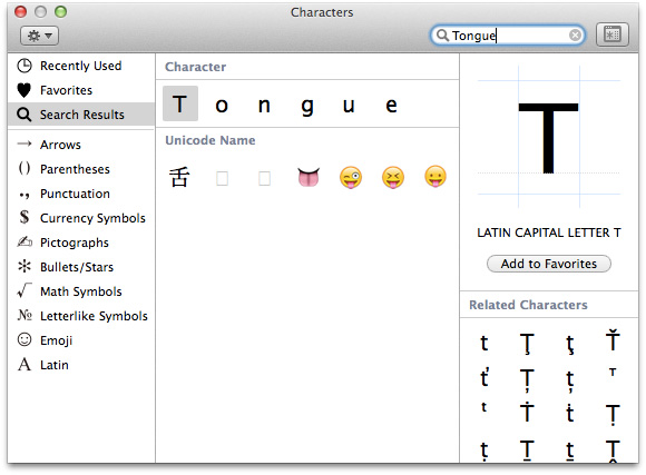 Enable-Character-Viewer-OSX-Zunge