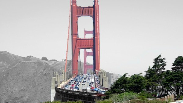 GoldenGateBridge_Colorstrokes