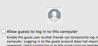 Entfernen Sie-Account-Picture-OS-X-Guest-Icon